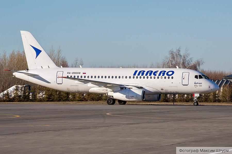 2d14ae6120baf Международный аэропорт Жуковский и авиакомпания «ИрАэро» объявляют о начале  сотрудничества и запуске регулярного авиасообщения по маршруту «Жуковский  ...