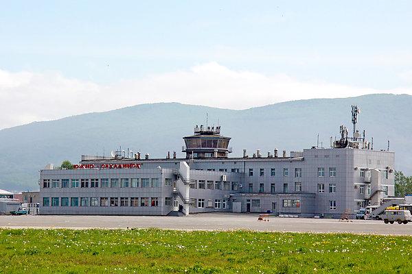 Власти Сахалина готовы продать крупнейший на острове аэропорт.