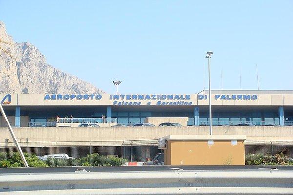 Из аэропорта катании в палермо