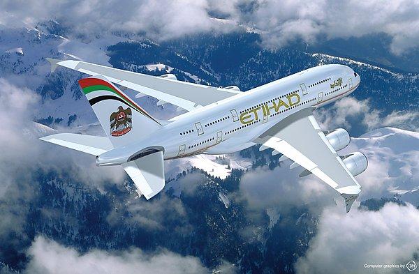 Картинки по запросу фото самолёт Этихад