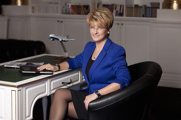 Женщиной россии в категории бизнес
