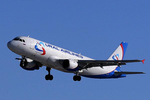 "Airbus А320 авиакомпании """
