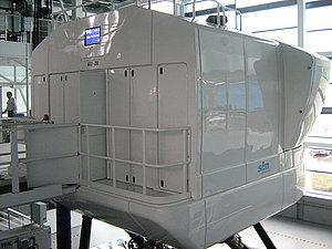 Уральские авиалинии' открыли тренажерный центр подготовки пилотов самолетов Airbus A320.