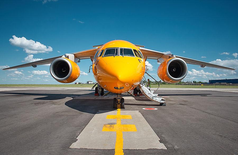 саратовские авиалинии фото самолетов вас