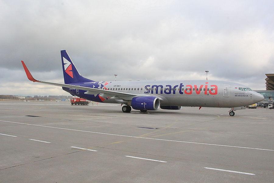 d7208fc8ff27a Авиакомпания Smartavia откроет регулярное сообщение из Москвы в Иркутск и  Улан-Удэ - AEX.RU