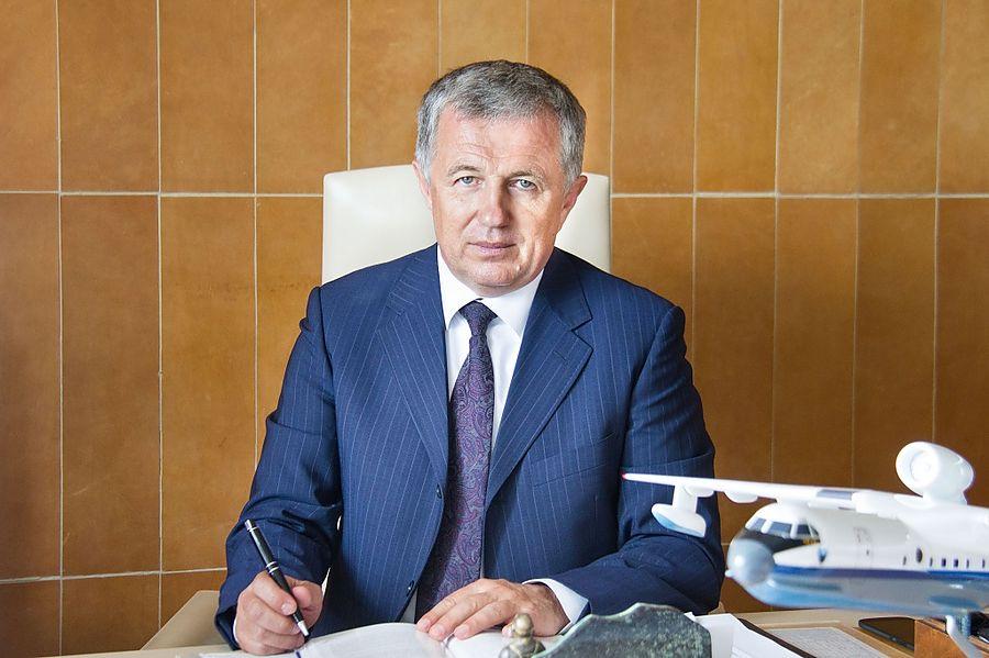 Юрий Грудинин руководитель транспортного дивизиона ОАК