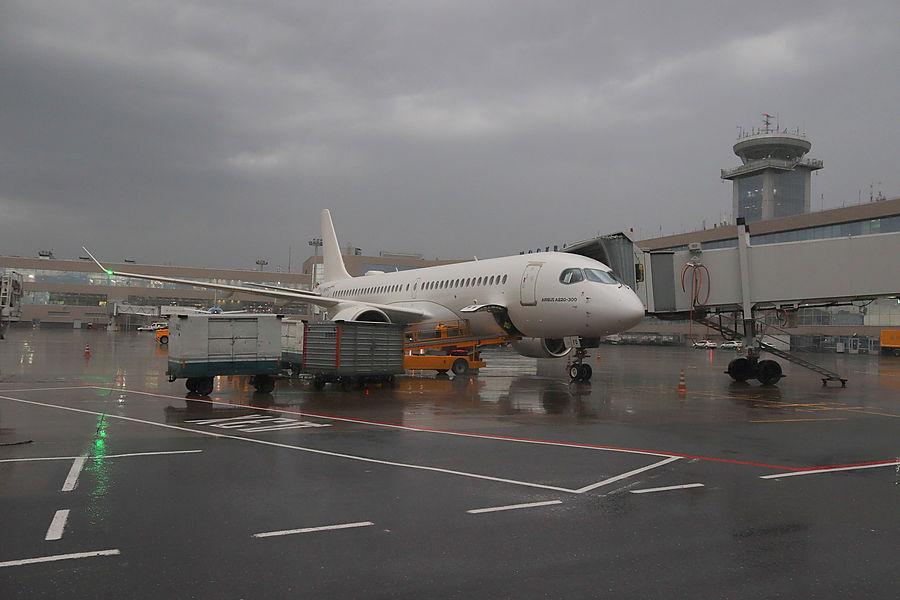 Авиакомпания Egyptair выполнила первый рейс из