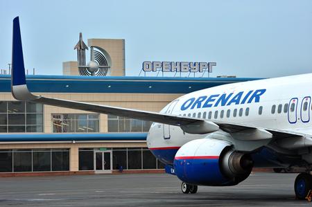Парк OrenAir пополнился самолетом Boeing 737-800.