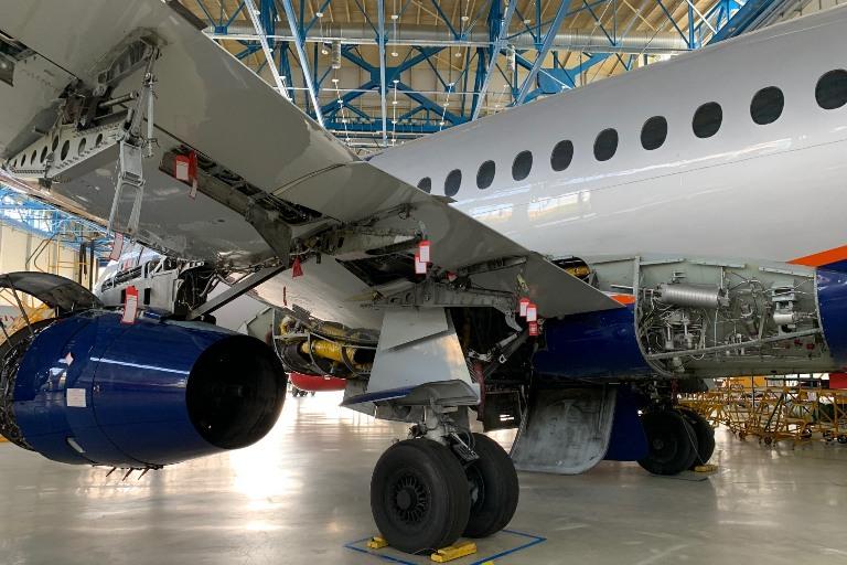 Экскурсия в авиационно-технический центр Корпорации «Иркут»