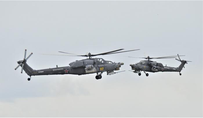Aviation of ARMY-2019 - Russian Aviation - RUAVIATION COM