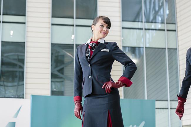 Девушки в форме стюардесса фото