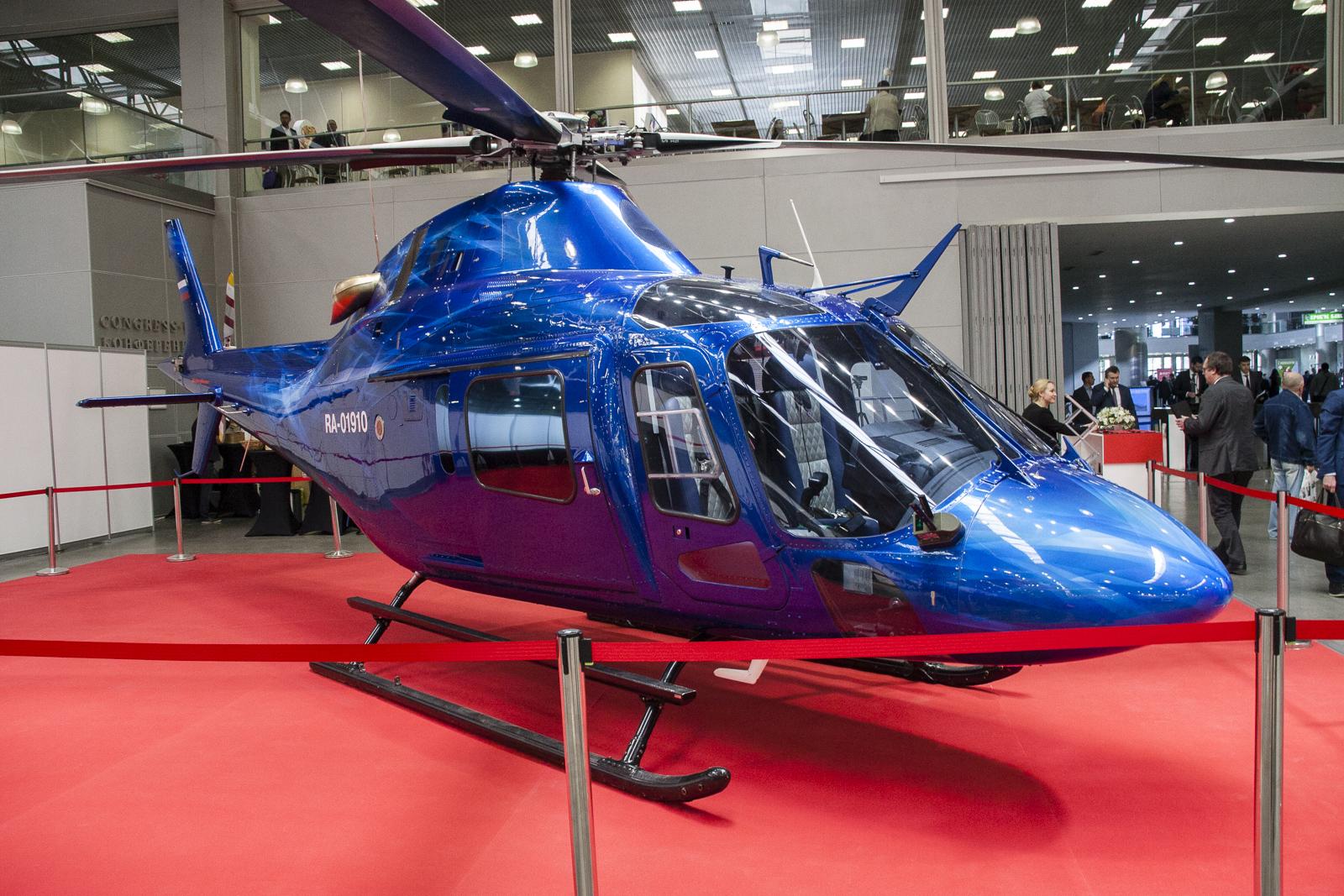 фото вертолета пятого поколения россии