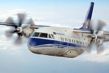 Крыло Ан-140-100 длиннее на