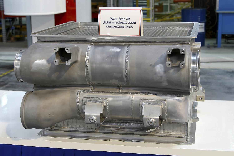 Объемы производства теплообменников сепаратор альфа лаваль 518 цена