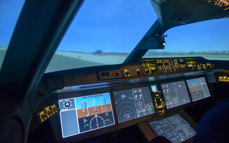 MC-21 Full Flight Simulator - Russian Aviation - RUAVIATION