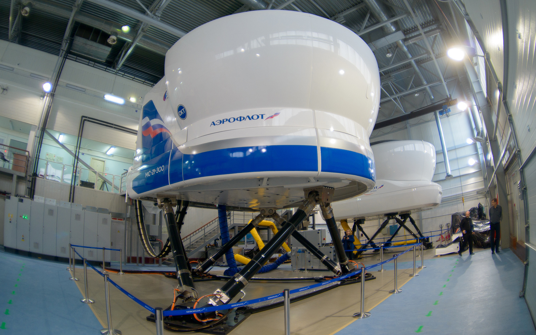 MC-21 Full Flight Simulator - Russian Aviation - RUAVIATION COM
