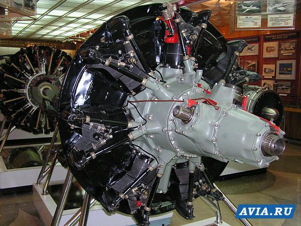 Поршневой двигатель АИ-26В
