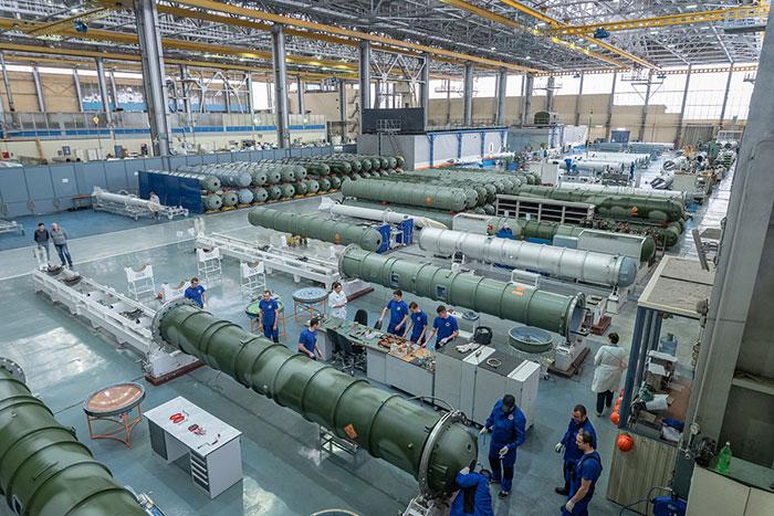 ММЗ Авангард: «Мы делаем ракеты для С-400!» - AEX.RU