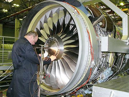 Фоторепортаж // Презентация двигателя Д-30КП